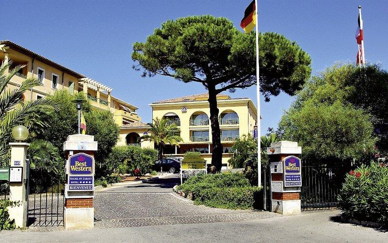 Best Western Hotel Soleil Et Jardin Of Best Western Plus H Tel Soleil Et Jardin Sanary Sur Mer