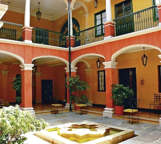 Hotel De La Opera Spa Bogota