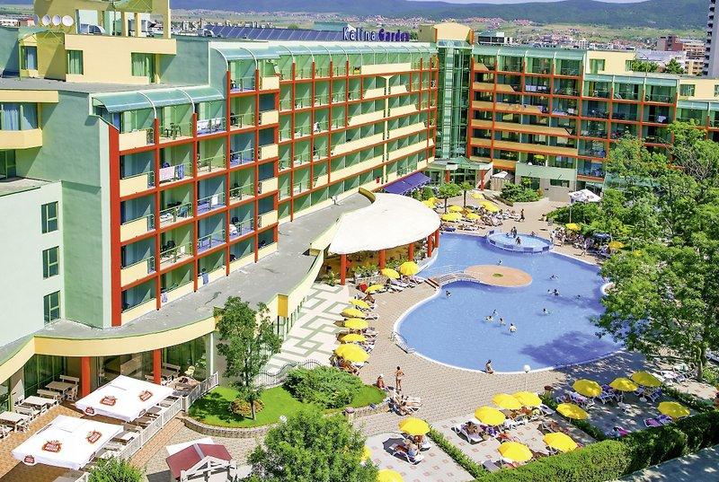 cooee mpm kalina garden sonnenstrand buchen bei dertour With katzennetz balkon mit bulgarien sonnenstrand hotel cooee kalina garden