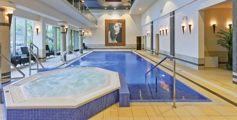 Spa Hotel Kinderbecken Polen