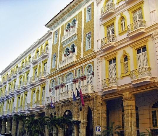 Hotel Mercure Sevilla Havanna