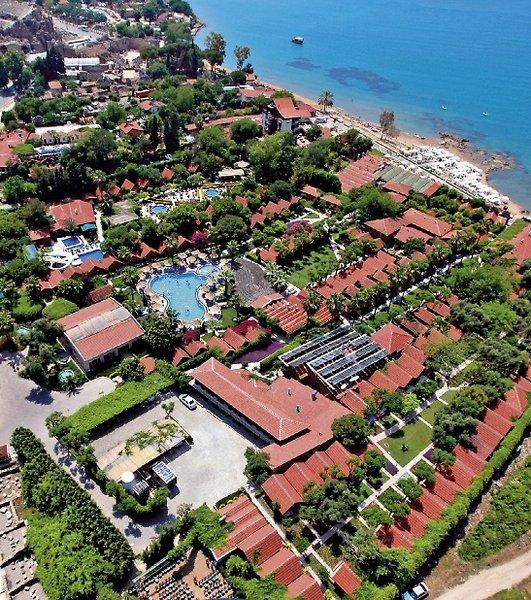 Can Garden Beach Hotel Side