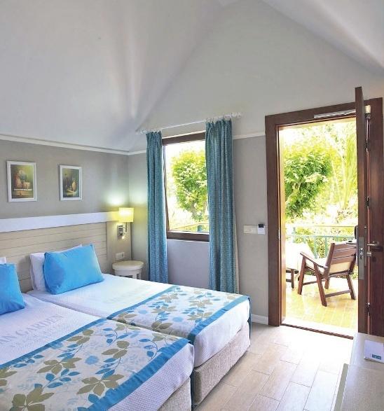 hotel can garden beach side buchen bei dertour With katzennetz balkon mit can garden side bungalows