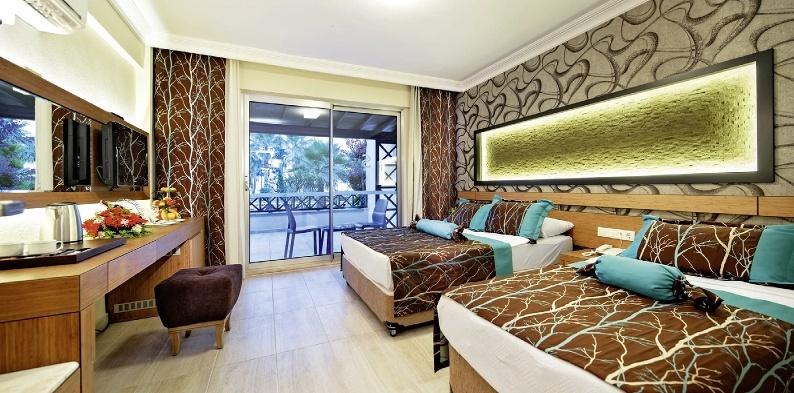 Saphir Hotel Villas Side