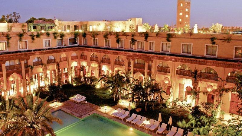 les jardins de la koutoubia marrakesch buchen bei dertour. Black Bedroom Furniture Sets. Home Design Ideas
