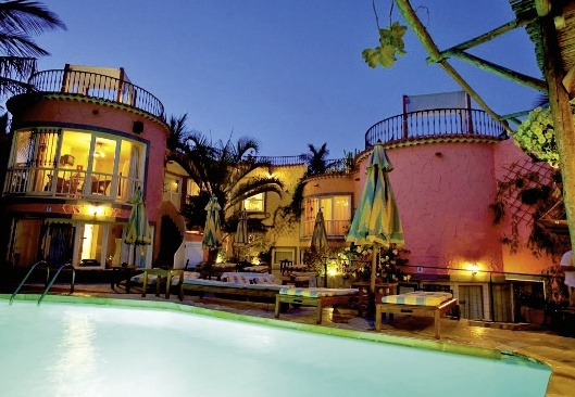 Gay only boutique hotel pasion tropical san agustin for Was ist ein boutique hotel