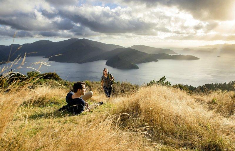 Neuseeland Detail: Rundreise Neuseeland Für Wanderfreunde