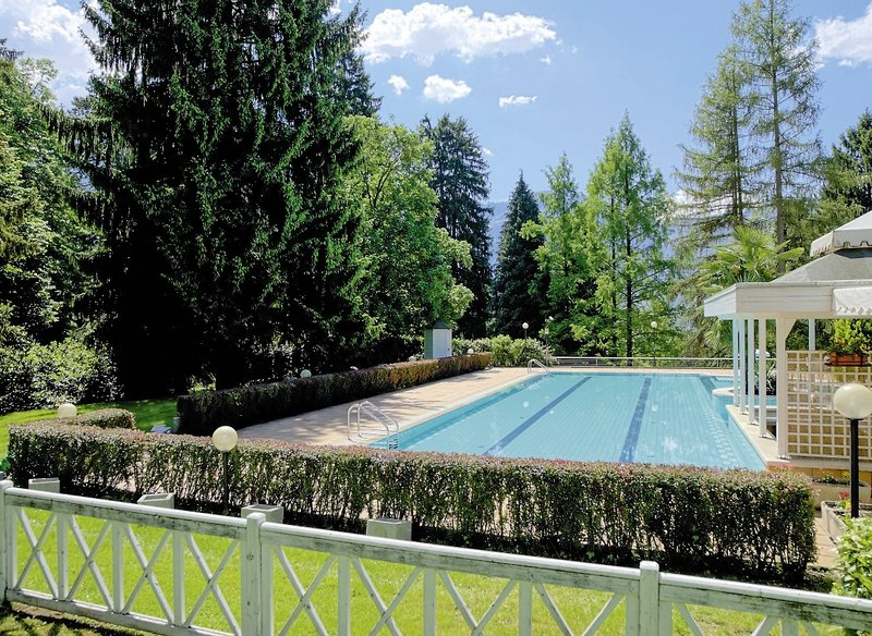 Grand Hotel Imperial Levico Terme Italie Zu