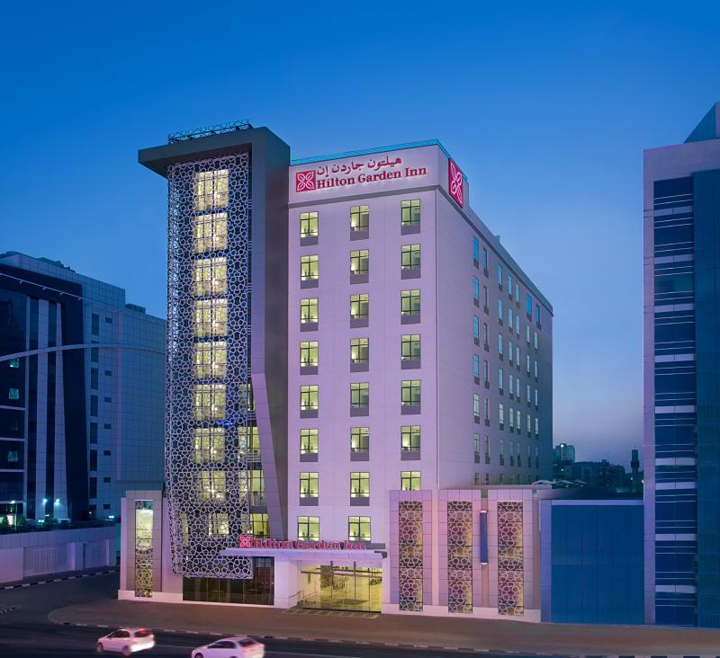 Hilton Garden Inn Al Muraqabat Deira Buchen Bei Dertour