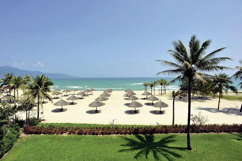 Furama Resort Danang In Danang Meier S Weltreisen