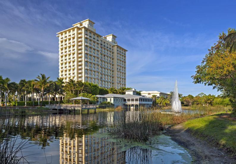 Hyatt Regency Coconut Point Resort Spa In Bonita Springs Meier S