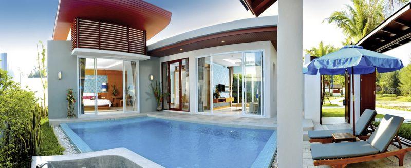 Apsara Beachfront Resort Jacuzzi Villa