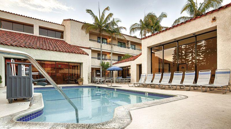 Best Western Plus Redondo Beach Inn In Redondo Beach Meiers
