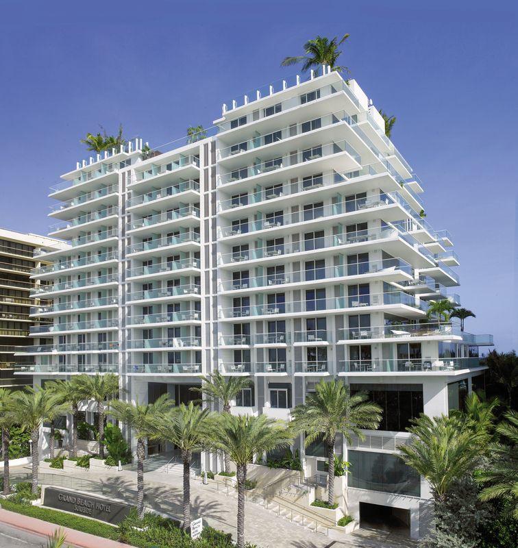 Grand Beach Hotel Surfside In Miami Beach Meier S Weltreisen